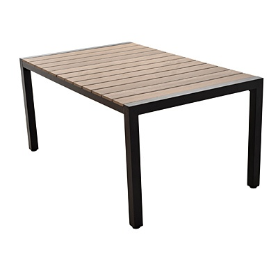 Poly Wood Outdoor Dining Table