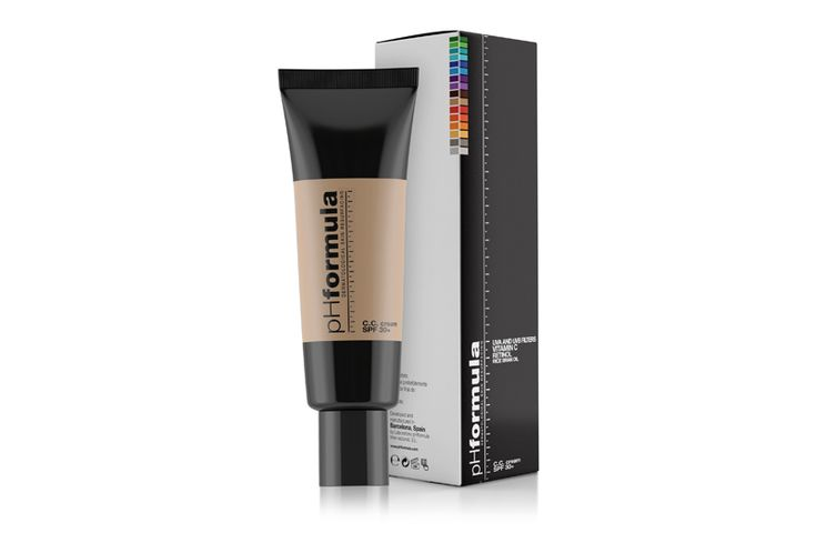 The multifunctional complexion correcting C.C. cream, instantly minimizes the look of imperfections while the sun filters block ageing-accelerating UVA-UVB rays. Ideal for use after dermatological procedures including light to medium chemical peels, laser resurfacing, and IPL.  Indications  Recommended for all skin types.  Key Ingredients  UVA and UVB filters  Vitamin C  Retinol  Rice Bran Oil  Paraben free preservative system  Available in 50ml in Light, Medium and Dark shades