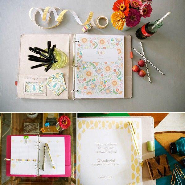free planner 2016 - the handmade homethe handmade home The BEST Planner EVER!!