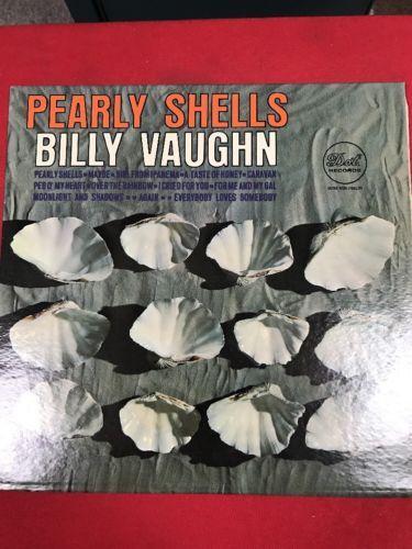 Billy Vaughn, Pearly Shells, LP ~ DOT DLP 25605~ Excellent