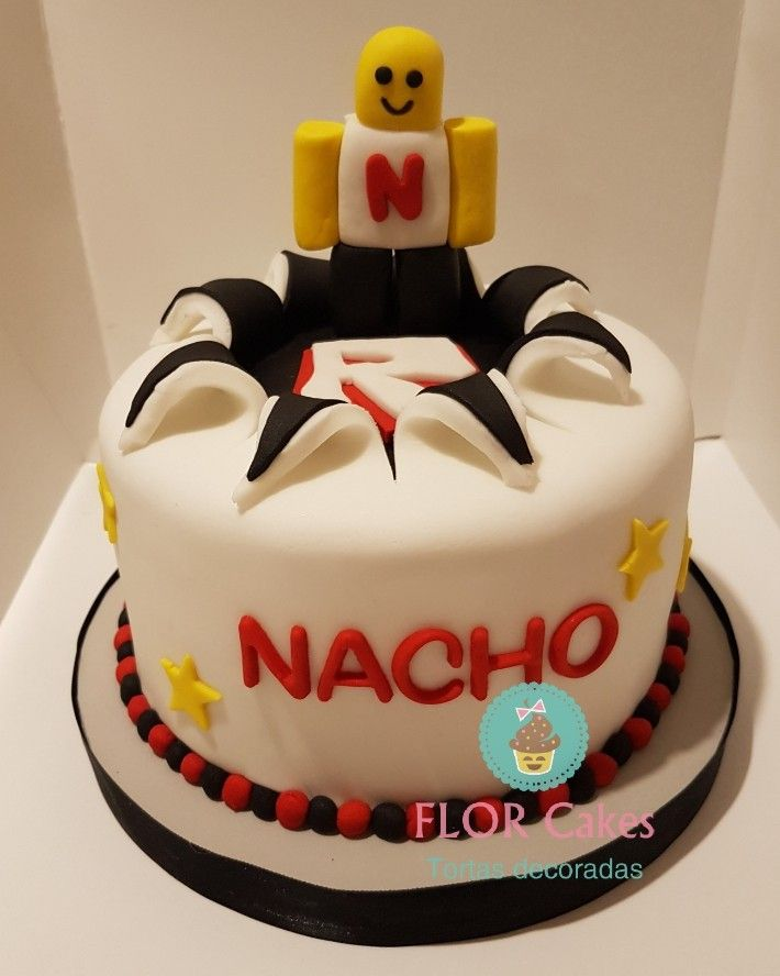 Torta Roblox Tortas Roblox
