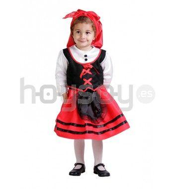 Original #disfraz para bebé de #pastora para disfrutar de tu fiesta de #disfraces #Navidad