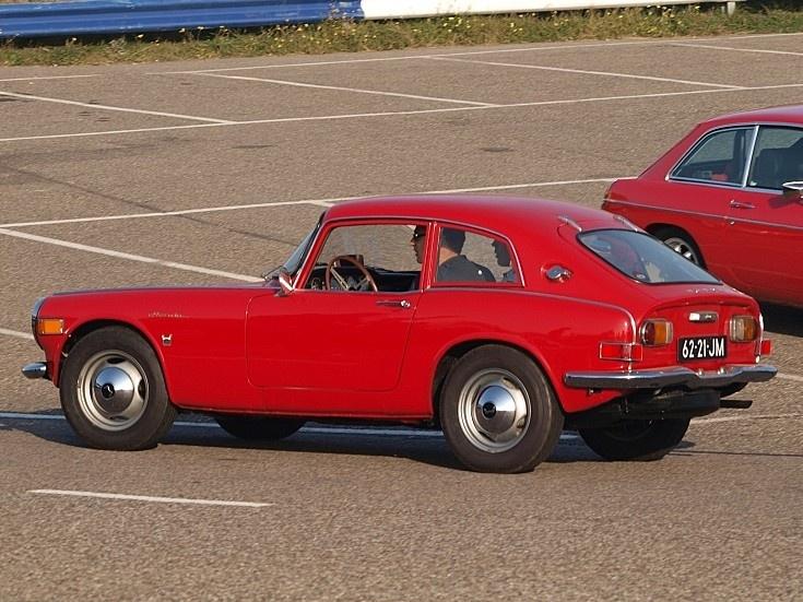 1969 Honda S800