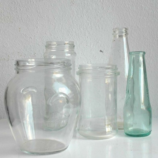 mix rustic glass