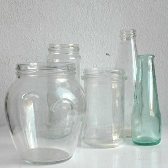 mix rustic glass