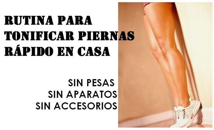 Descubre cómo conseguir las piernas que deseas con estos efectivos ejercicios de BAJA DE PESO YA.