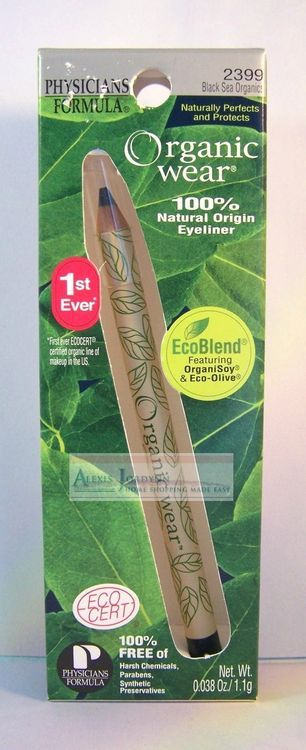 Physicians Formula Eyeliner Organic Wear rv $13