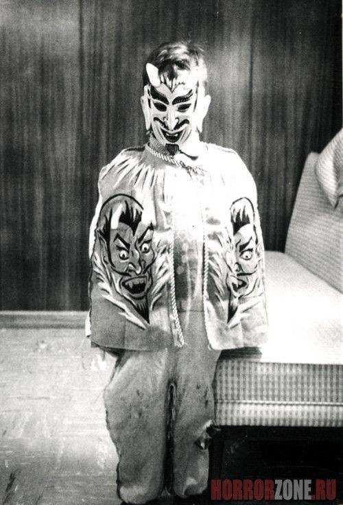 20 кошмарных нарядов для Хэллоуина из далекого прошлого (ФОТО)