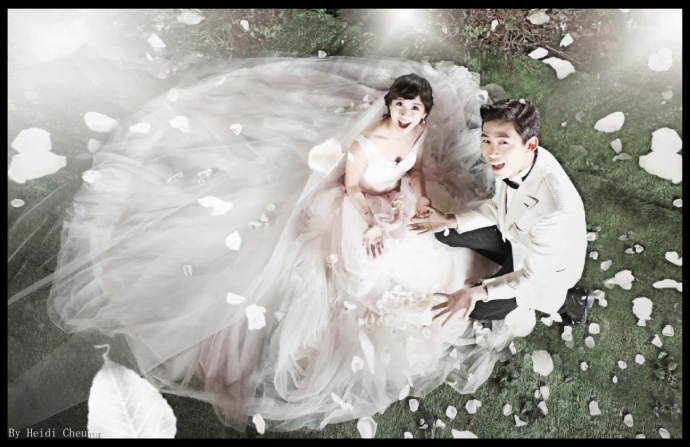 We got married - Taecgui