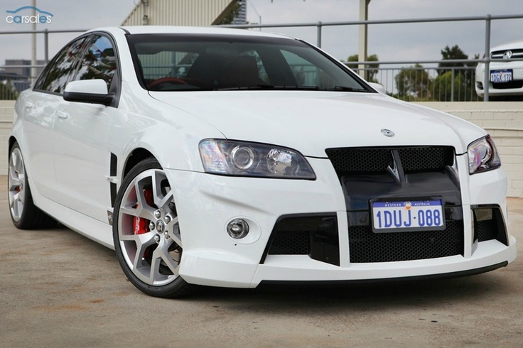 2008 Holden Special Vehicles W427 E Series  - 14,637 KM - 6 speed Manual - $119,990