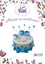 Тортик для мальчика в день рождения