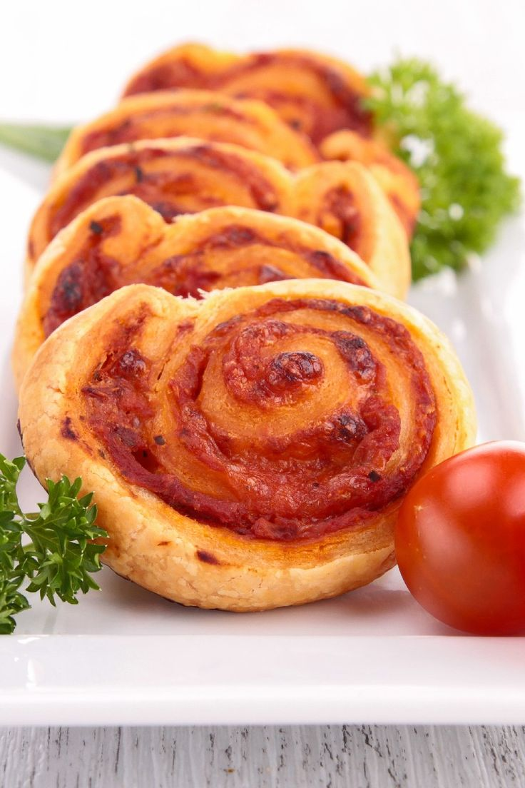 Pizza Pinwheels | Recipe