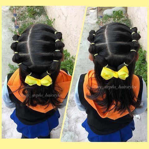 Half up bubble braid ??♀️? #MyStephsHairstyles #ShortHair #ShortHairStyles #SimpleHairstyles #hotd #cutehairstyles #hairideas #hairfor… – Hairstyle Women / Pinterest