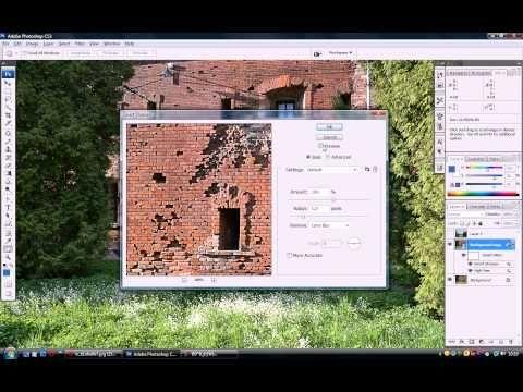 Bigbad.ru - Качественное улучшение четкости фотографии - YouTube