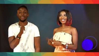Girls may come and go, but a girl who's wifey material? Part 1  DelarueTV | Say 5 -  Click link to view & comment:  http://www.naijavideonet.com/video/girls-may-come-and-go-but-a-girl-whos-wifey-material-part-1-delaruetv-say-5/