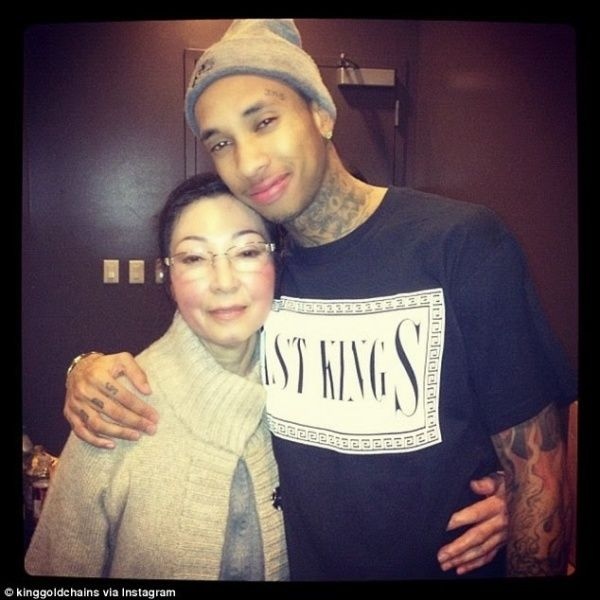 'Kylie is sweet, loves my Vietnamese cooking and she's so much better for Tyga.' The rapper's beloved grandma gives the 17-year-old and the Kardashian family her stamp of approval