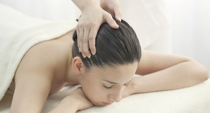 Shiatsu treatments