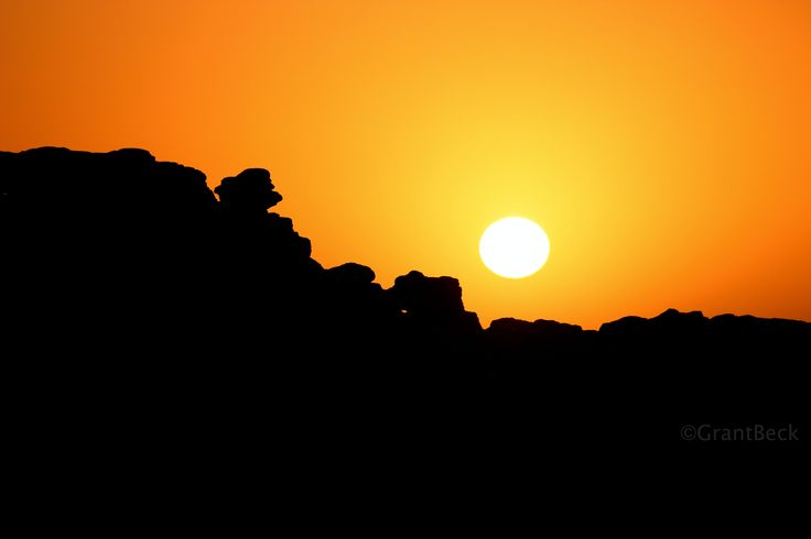 A silhouette sunset. Location | Cape st francis - South Africa.  I experienced this magical sunset all by myself - not one person in sight. Being in contact with nature affects people in a positive way - Go try it!