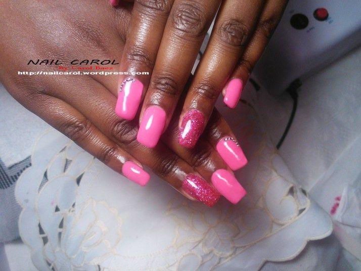 monocolore glitter e strass