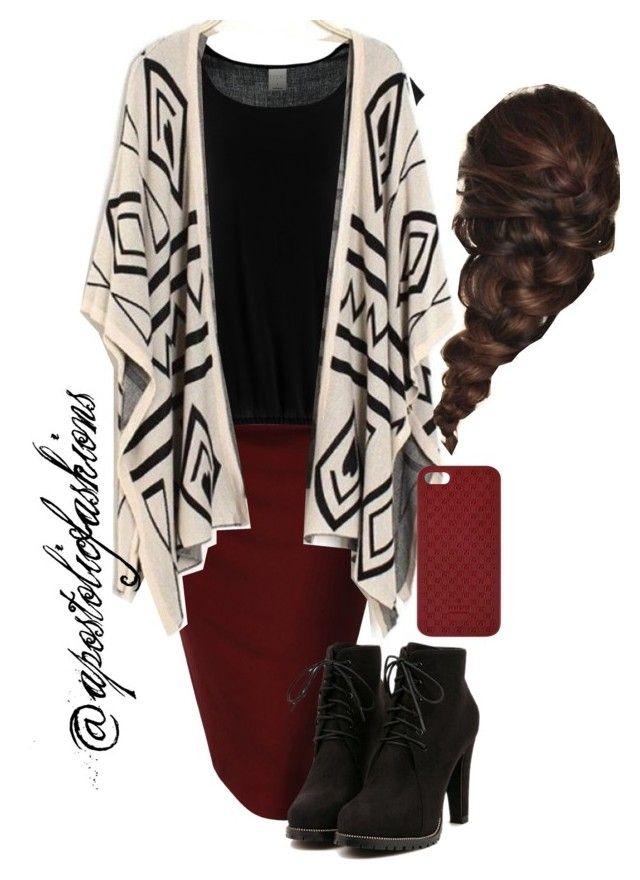 """Apostolic Fashions #1020"" by apostolicfashions ❤ liked on Polyvore featuring Vero Moda, Gucci and Disney"