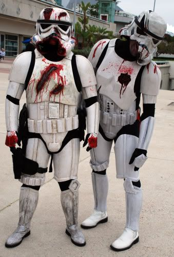 Like these Zombie Stormtrooper Costumes?