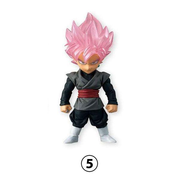 Bandai Dragon Ball Z Super Adverge Vol Set of 4 8 Mini Figure