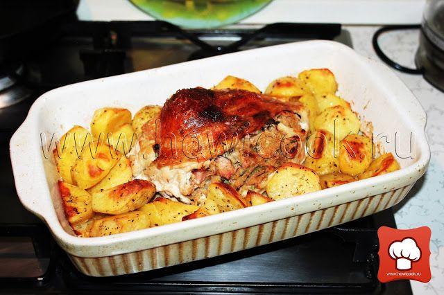 Фаршированные куриные грудки с итальянской начинкой от Джулии Чайлд