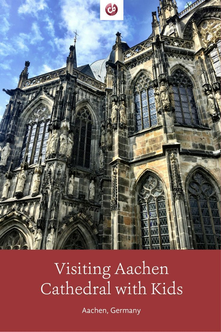 Aachen Cathedral in Germany with Kids