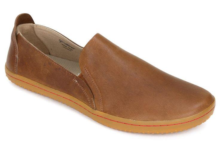 Vivobarefoot  MATA M Leather Chestnut (4)