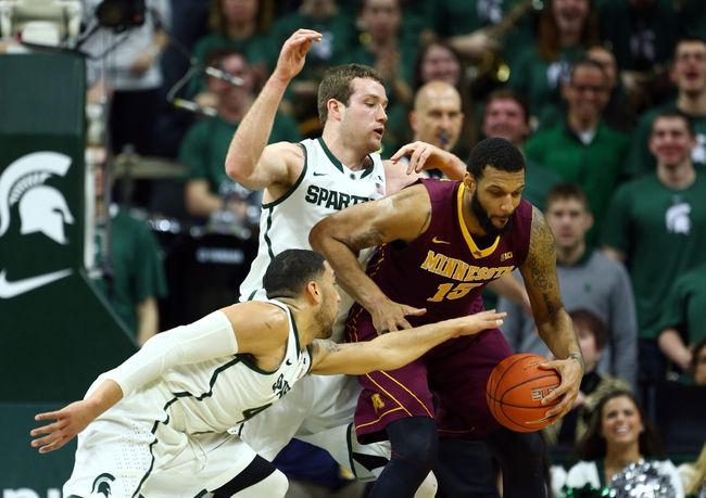 Minnesota vs. Michigan State - 12/27/16 College Basketball Pick, Odds, and Prediction