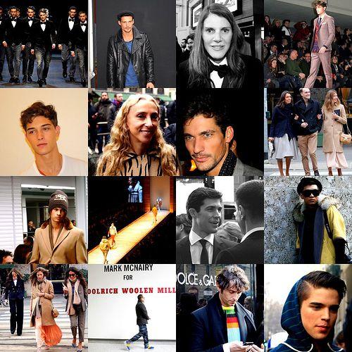 La Nostra Milano Uomo Fashion Week - Dolce&Gabbana Uomo Inverno 2012 – L'Evento by Tenditrendy Sam Webb & Co. dopo Dolce&Gabbana Uomo Inverno 2012 – I Modelli Anna Del...