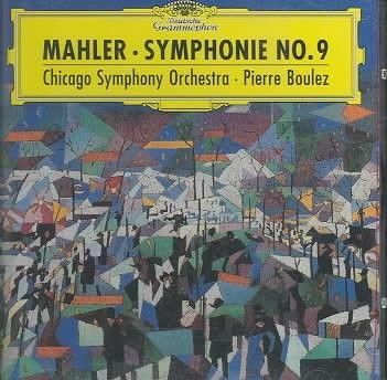 Mahler Sym 09 Chicago Symphony Orchestra Orchestra Symphony