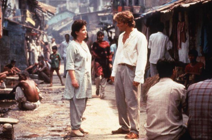 CITY OF JOY, Pauline Collins, Patrick Swayze, 1992, (c) TriStar