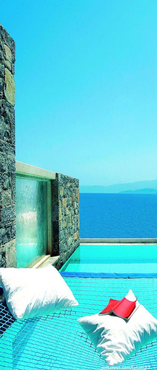 Elounda Peninsula Hotel, Greece.