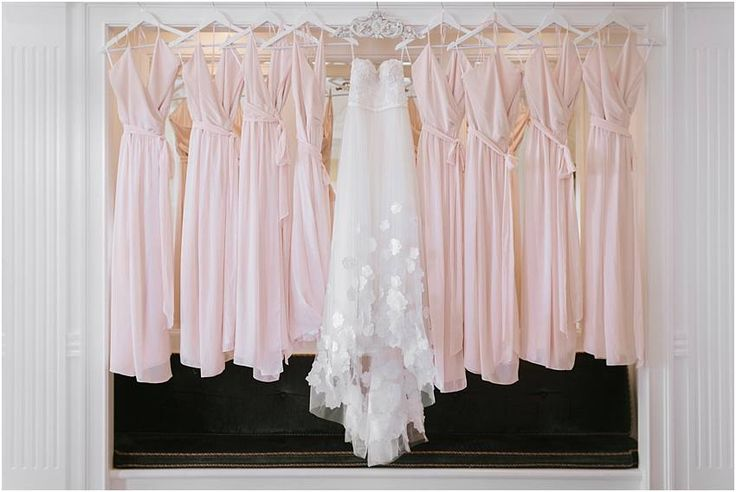 Pretty summer wedding at Bonnet Island Estate by Off BEET Productions // #bride #groom #love #wedding #portrait #dreamwedding #bridetobe #weddinginspiration #bridesmaids #weddinggown #bridesmaiddress #pink
