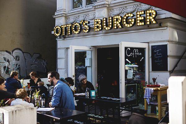Otto's Burger, Hamburg