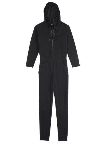 Exclusive: Cara Delevingne Is a Designer! Mesh jumpsuit for DKNY – Vogue