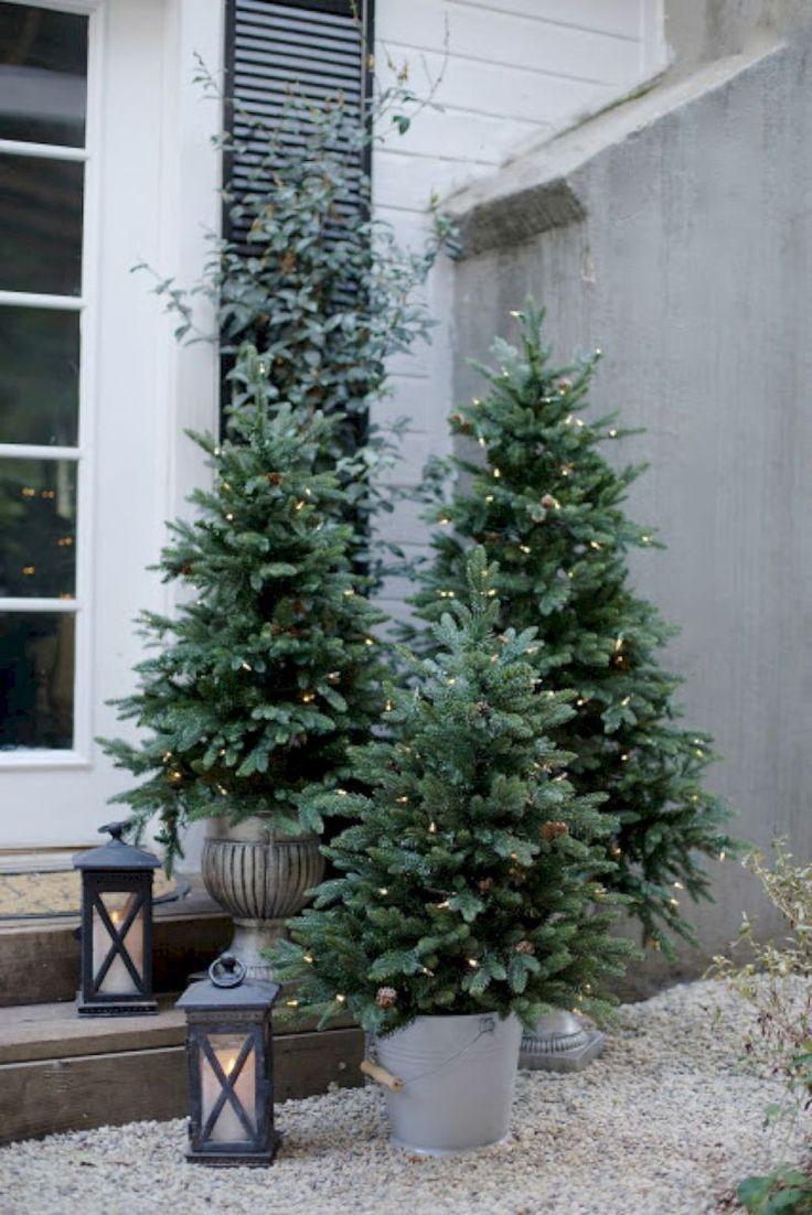 21 Awesome Outdoor Christmas Decor Ideas