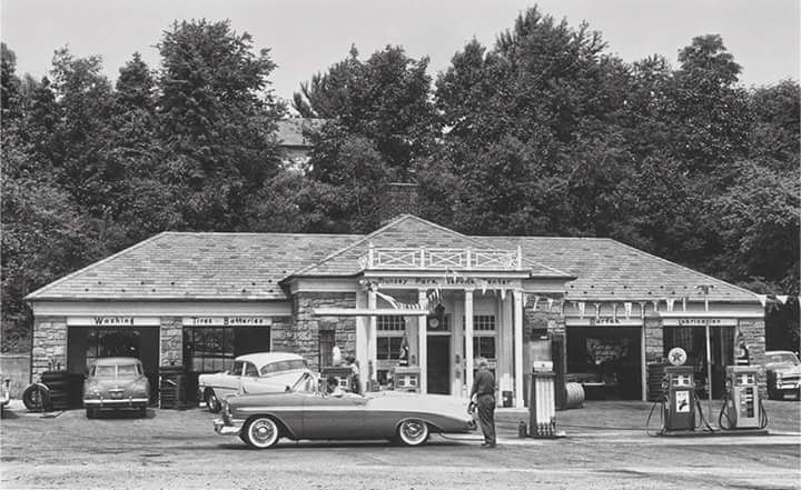 306 best classic gas stations images on pinterest gas pumps old gas stations and gas station. Black Bedroom Furniture Sets. Home Design Ideas