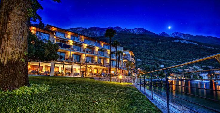 Hotel 4 star in Malcesine on Lake Garda | Hotel Val di Sogno
