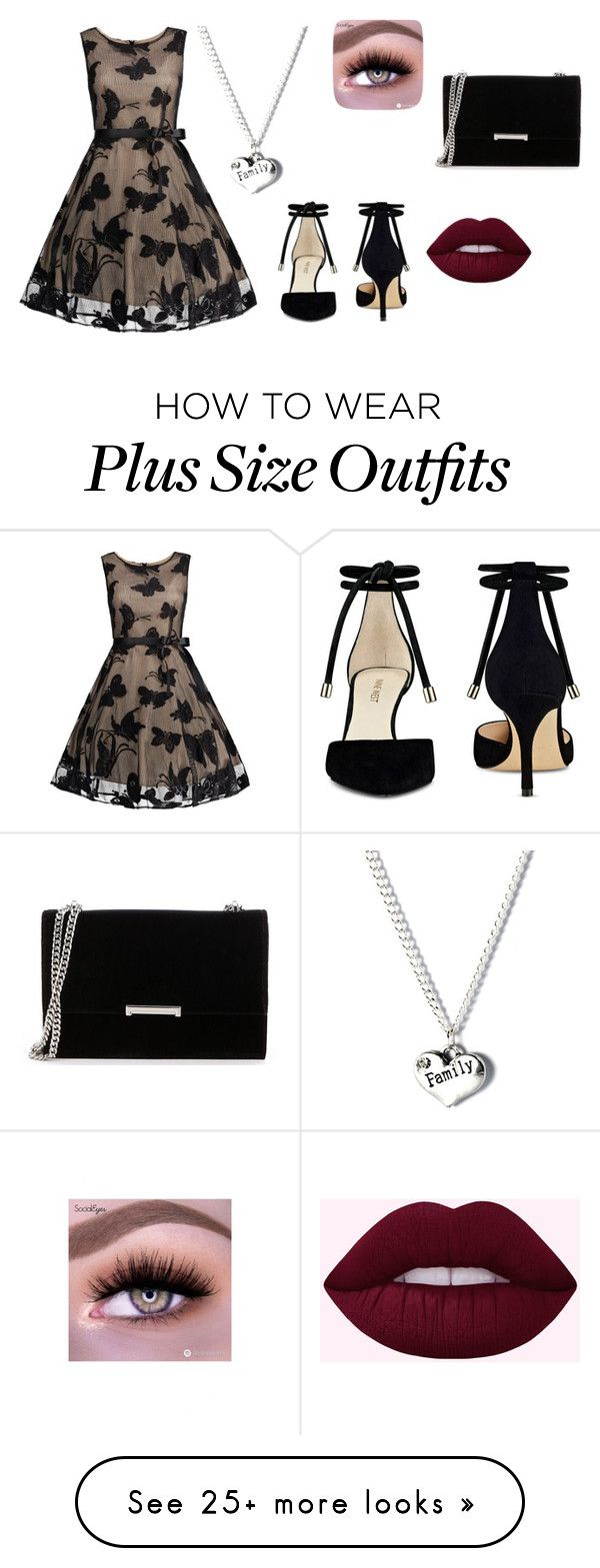 """""""Look #83"""" by isanascimento84 on Polyvore featuring Nine West and Ivanka Trump"""