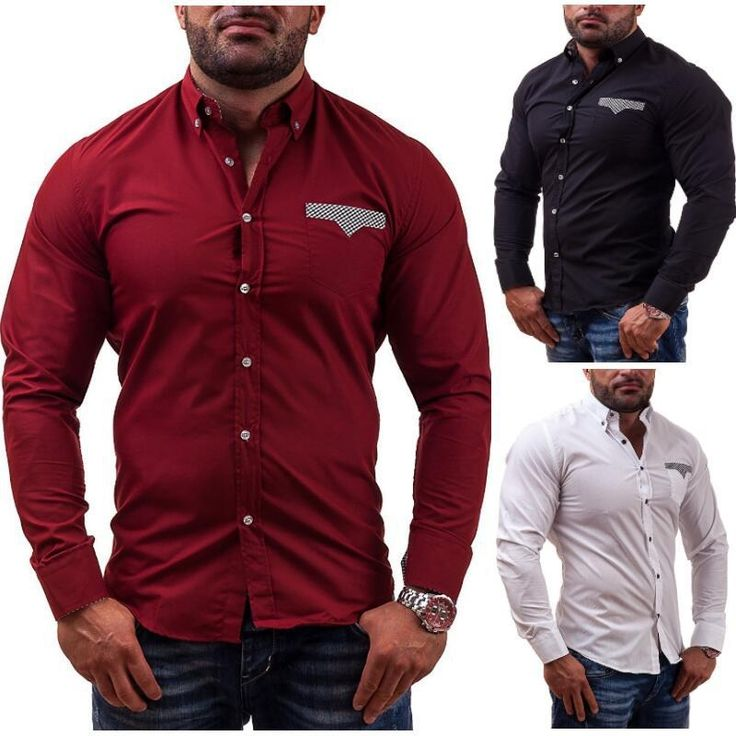 New Arrival White Business Men Dress Long Sleeve Shirts Suprem Men Brand Clothing Male Social Casual Shirt Mens Clothes Shipping