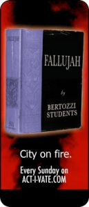 """""""Fallujah"""". Un reflejo negativo de la Guerra de Irak"""