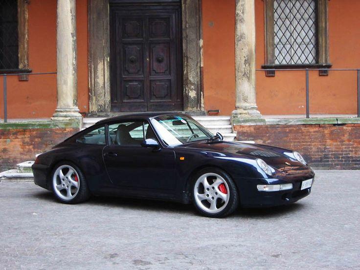 Porsche 911 (993) 4S