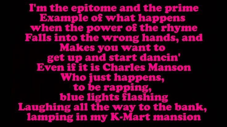 Eminem - Rhyme Or Reason [Lyrics + HD]