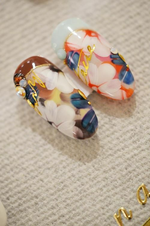109 best Nails of Japanese images on Pinterest | Manicures, Nail ...