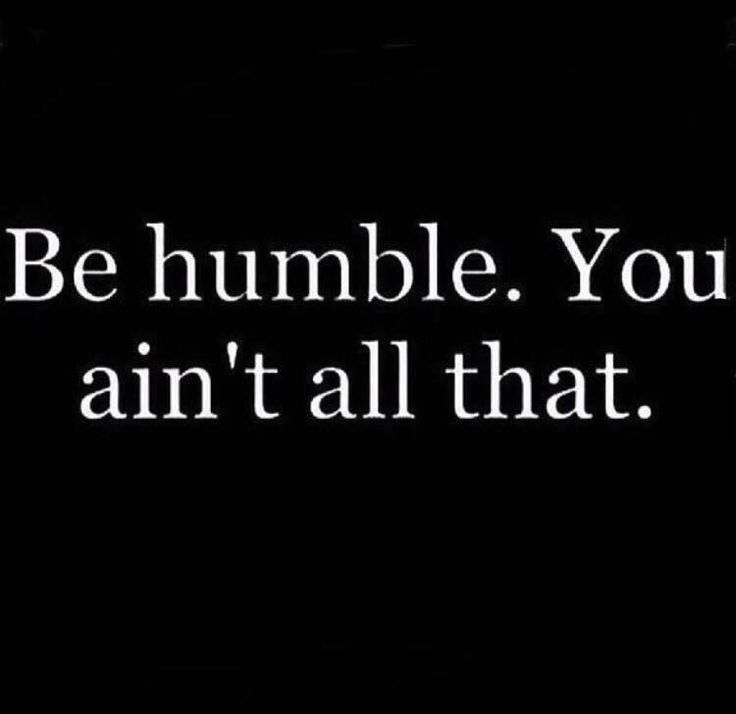 Lack of humility... Lack of integrity... Lack of respect... Just a nasty soul occupying space.