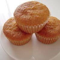 okara cupcakes