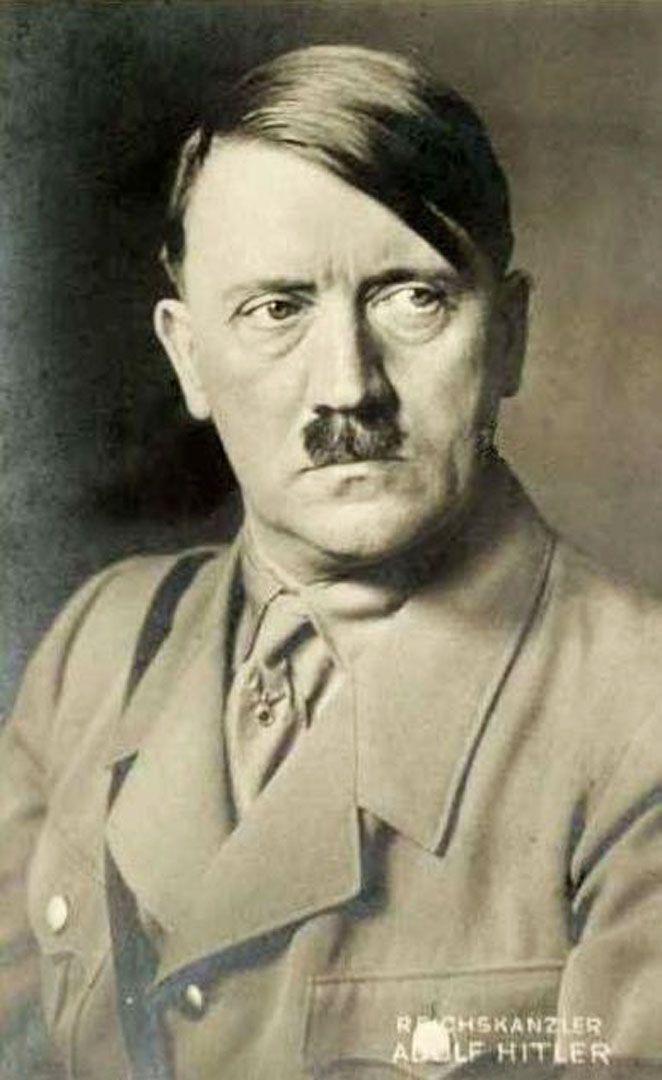 Nazi Third Reich Hitler Portrait 4