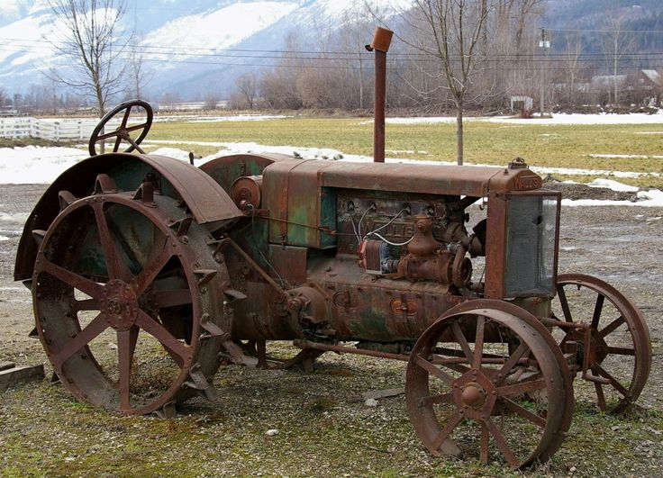 Old Farm Tractors : Best images about old farm eqip on pinterest